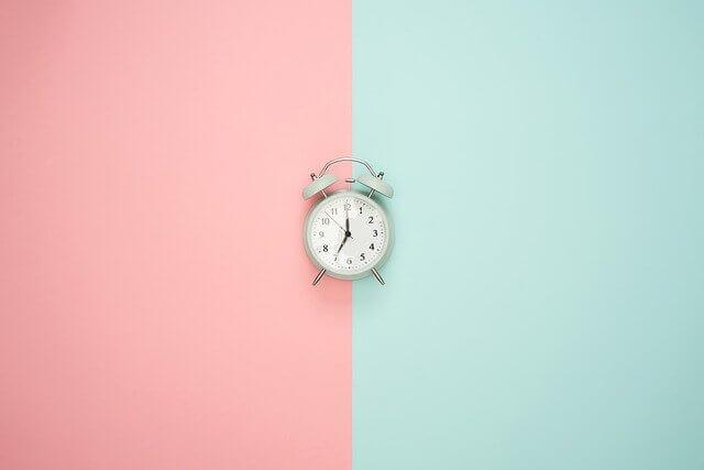 ネイティブが使う時間を表す英語を公開!